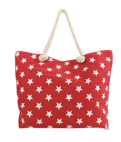 Star of the Show Beach Tote Bag